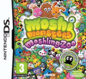 Moshi Monsters: Moshling Zoo - DS