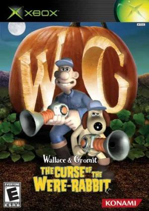 Wallace & Gromit Curse Were - Xbox