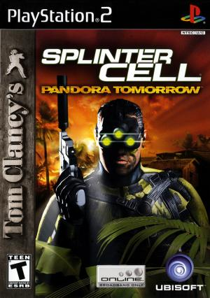 Tom Clancy's Splinter Cell: Pandora Tomorrow - Playstation 2