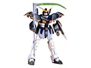 Gundam Deathscythe 1/1000 Model Kit