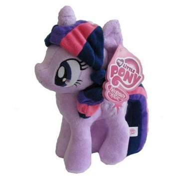 4th Dimension Plush My Little Pony Twilight Sparkle