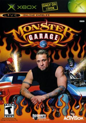Monster Garage - Xbox