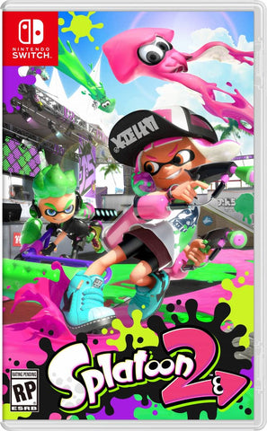 Splatoon 2 - Pre-Owned Switch