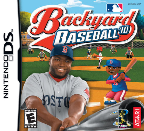 Backyard Baseball 2010 - DS