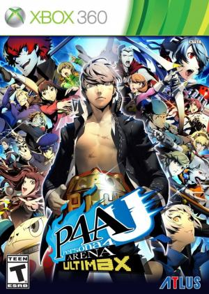 Persona 4 Arena Ultimax - Pre-Owned Xbox 360