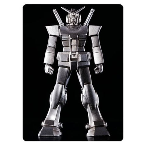 Mobile Suit Gundam Absolute Chogokin Die Cast Metal Mini-Figures
