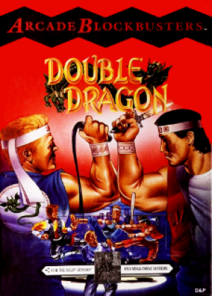 Double Dragon - Genesis