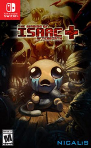 Binding of Isaac: Afterbirth+ - Pre-Owned Switch