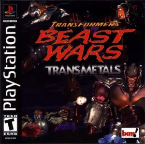 Beast Wars: Transmetals - Playstation