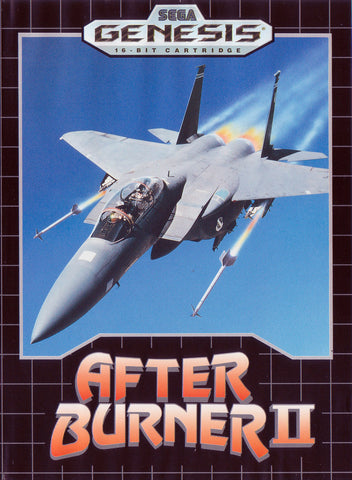 After Burner II - Genesis