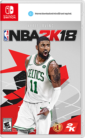 NBA 2k18 - Pre-Owned Switch