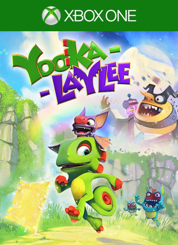 Yooka-Laylee - Pre-Owned Xbox One