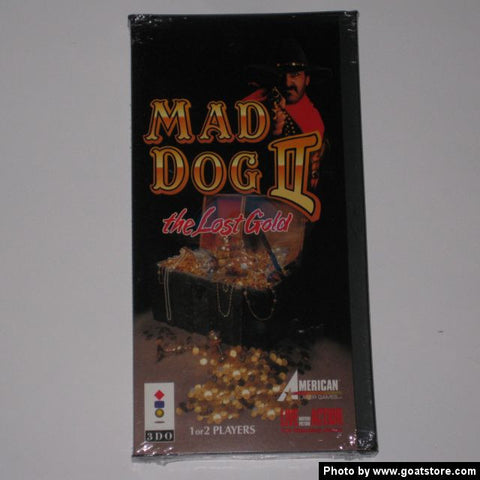 Mad Dog II: The Lost Gold - 3DO