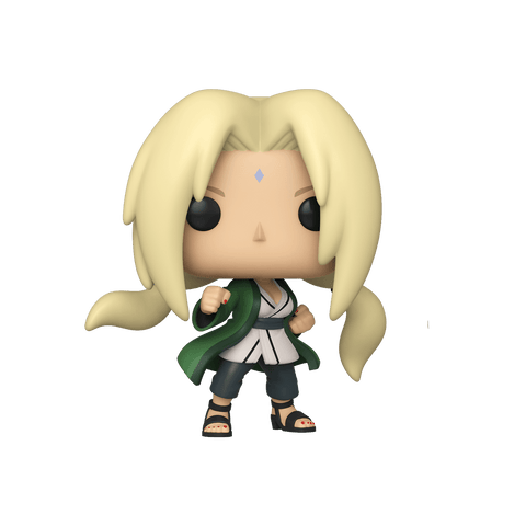 POP Animation: Naruto - Lady Tsunade
