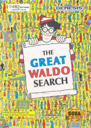 Great Waldo Search - Genesis