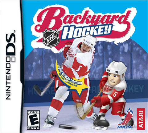 Backyard Hockey - DS