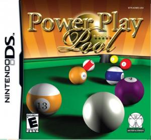 Power Play Pool - Nintendo DS