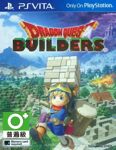 Dragon Quest Builders - Pre-Owned Vita