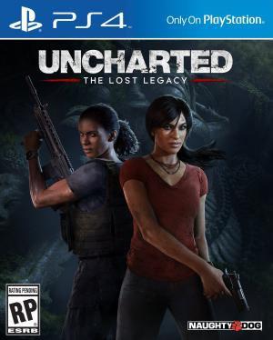 Uncharted: The Lost Legacy - Pre-Owned Playstation 4