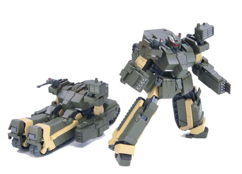 #106 Loto Twin Set 1/144. Bandai HGUC