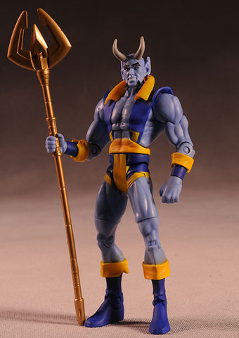 DC Universe Classics: Series 13 - Blue Devil - Pre-Owned Toy