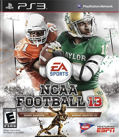 NCAA Football 13 - Pre-Owned PlayStation 3