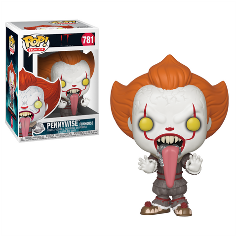POP Movies: IT Chapter 2 - Pennywise (Funhouse)