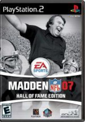 Madden 07: Hall of Fame Edition - Playstation 2