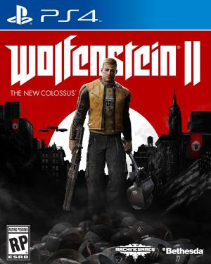 Wolfenstein II: The New Colossus - Pre-Owned Playstation 4