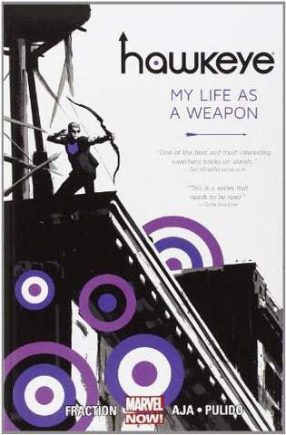 Hawkeye Volume 1: My Life as a Weapon