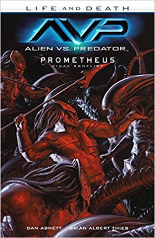 AVP: Alien Vs. Predator: Prometheus Final Conflict