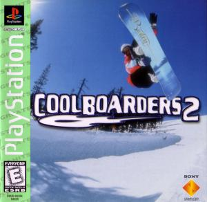 Cool Boarders 2 - Playstation