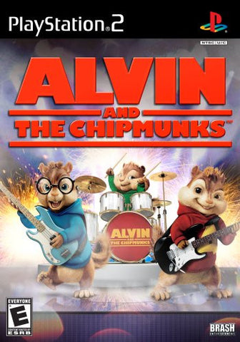 Alvin and the Chipmunks - PlayStation 2
