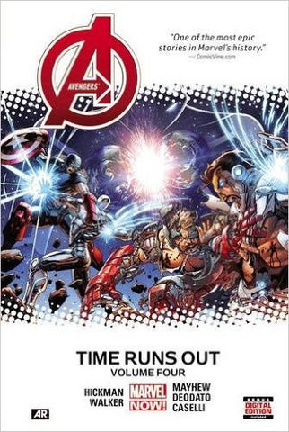 Avengers: Time Runs Out Volume 4 HC