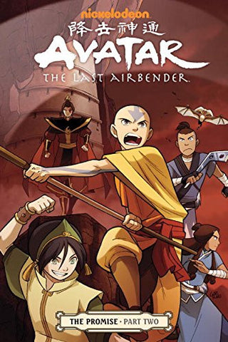 Avatar Last Airbender Volume 2: The Promise Part 2