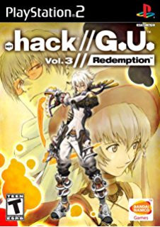 .hack//G.U., Vol. 3//Redemption - Playstation 2