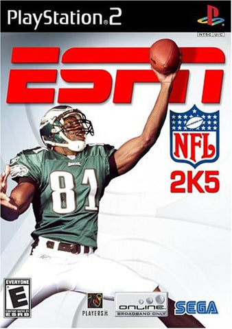ESPN NFL 2K5 - Playstation 2