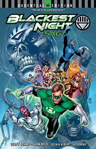 DC Essential Editions - Blackest Night