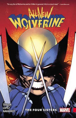 All-New Wolverine Volume 1: The Four Sisters