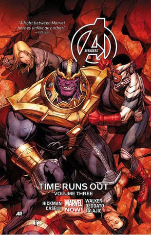 Avengers: Time Runs Out Volume 3 - Discount Graphic Novel