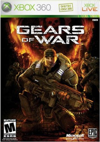 Gears of War - Pre-Owned Xbox 360
