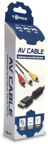 AV Cable - PlayStation/PlayStation 2/PlayStation 3