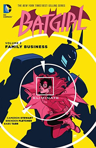 Batgirl Volume 2: Family Business