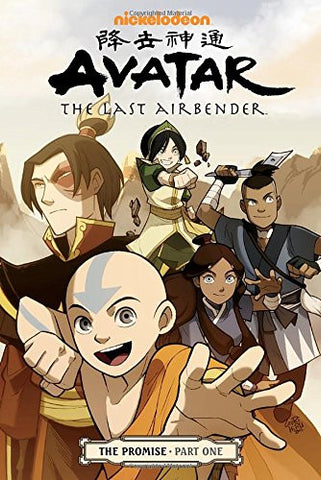 Avatar Last Airbender Volume 1: The Promise Part 1