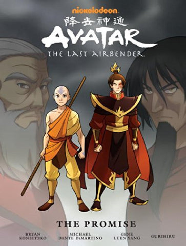 Avatar Last Airbender: The Promise Complete