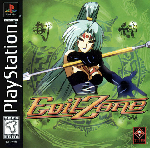 Evil Zone - Playstation