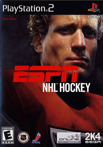 ESPN NHL Hockey - Playstation 2