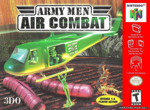 Army Men Air Combat - N64