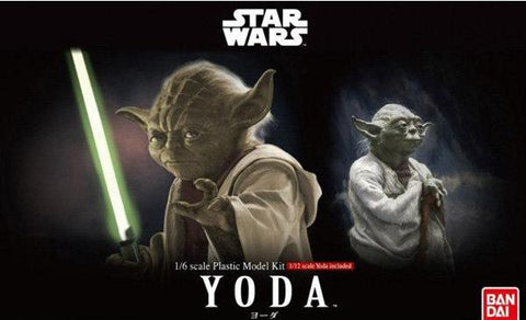 Yoda (1/6 and 1/12) - Star Wars - Star Wars Character Line