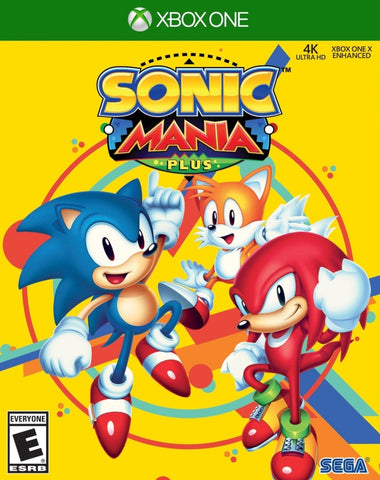 Sonic Mania Plus - Pre-Owned Xbox One